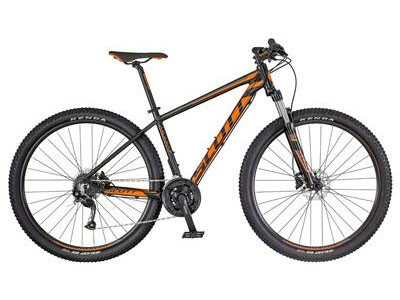 Scott Aspect 950 black and orange 2018