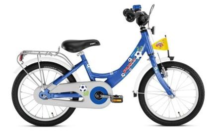Puky Kinderfahrrad ZL 16 Alu blau