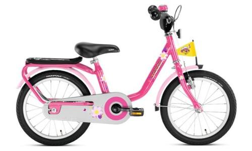 Puky Z 6 Lovely Pink 16 Zoll Kinderfahrrad