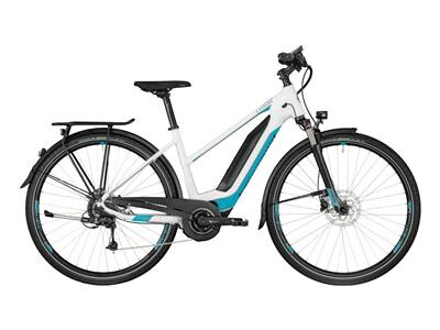 Bergamont E-Horizon 7.0 500 Lady white-blue 2018