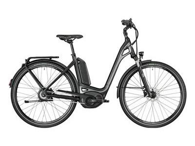 Bergamont E-VILLE N330 black-dark silver 2018