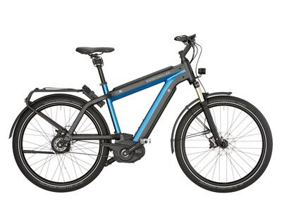 Riese und Müller Supercharger GH nuvinci (1000Wh)