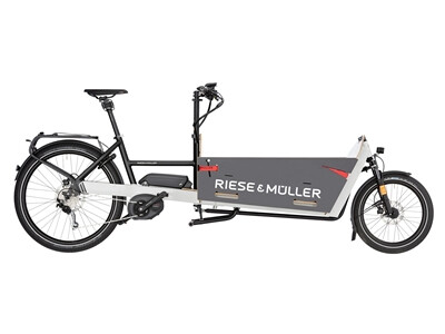 Riese und Müller E-Lastenrad Packster 80 Touring Pedelec