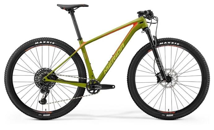Mountainbike Merida BIG.NINE 6000 2018