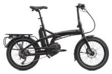 E-Bike Tern Vektron S10 Matte Black / Bright Blue