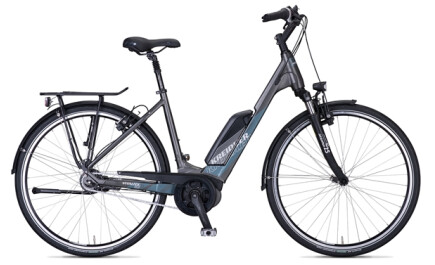Kreidler Vitality Eco 3 Edition , 8-Gang, Bosch-Active Line Plus Mittelmotor,500Wh Akku