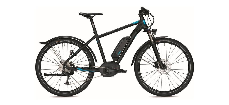 Morrison Cree 1 S E-Bike mit Bosch-Antrieb, 8-Gang-Kettenschaltung ...