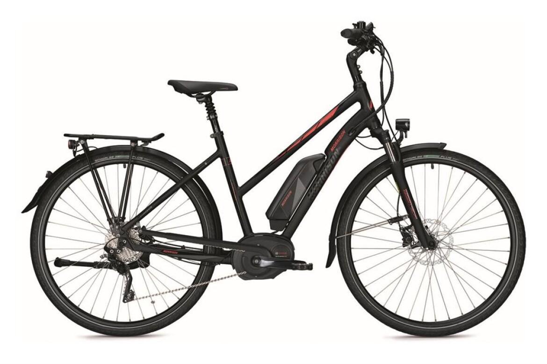 Morrison E 7.0 Trekking E-Bike Trapez