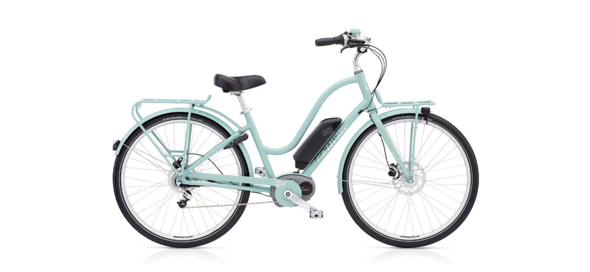 Electra Bicycle Townie Commute Go!
