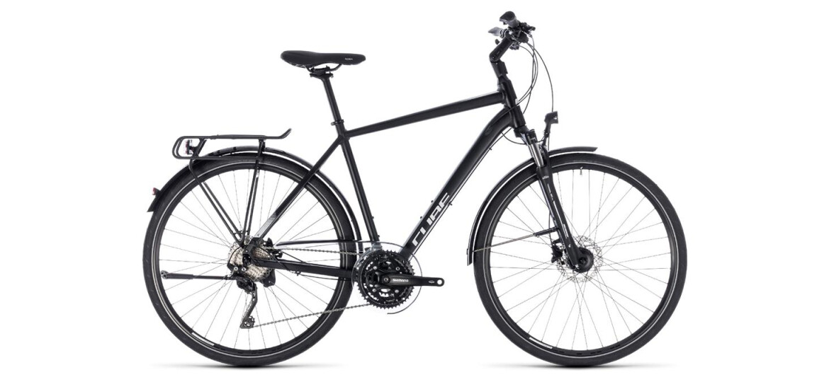 Cube Cube Touring SL black n white