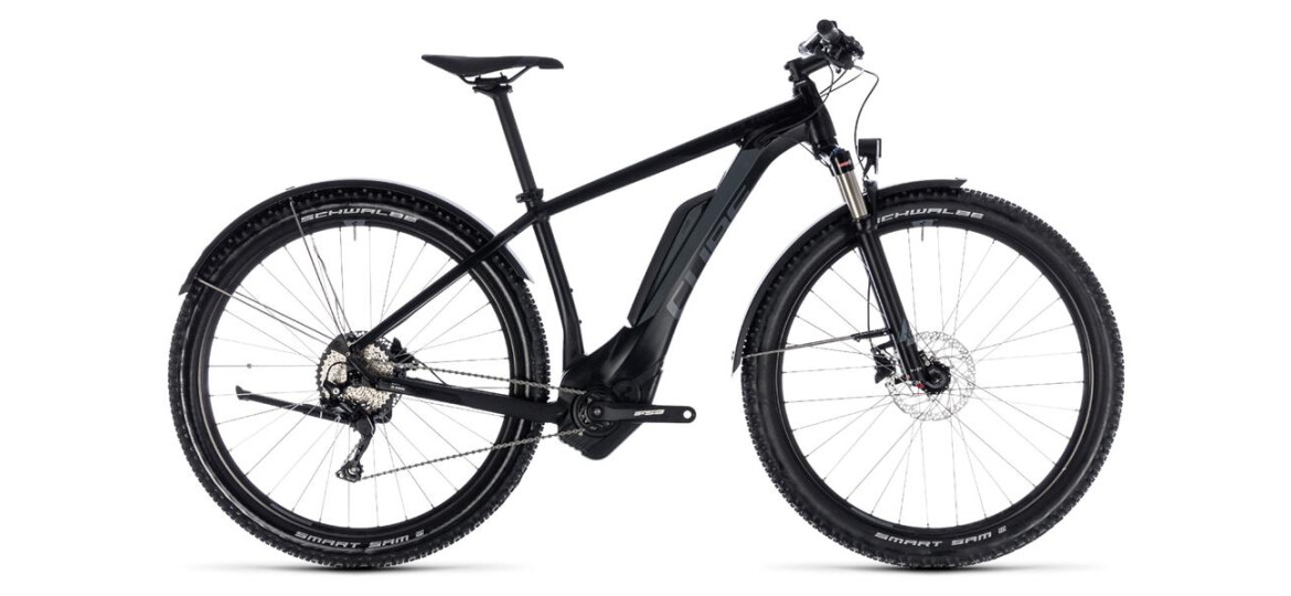 Cube Reaction Hybrid Pro Allroad 27,5 500 black´n´grey 2018