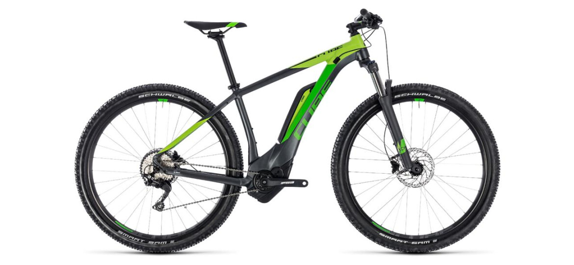 Cube Cube Reaction Hybrid Pro 500 iridium´n´green 2018