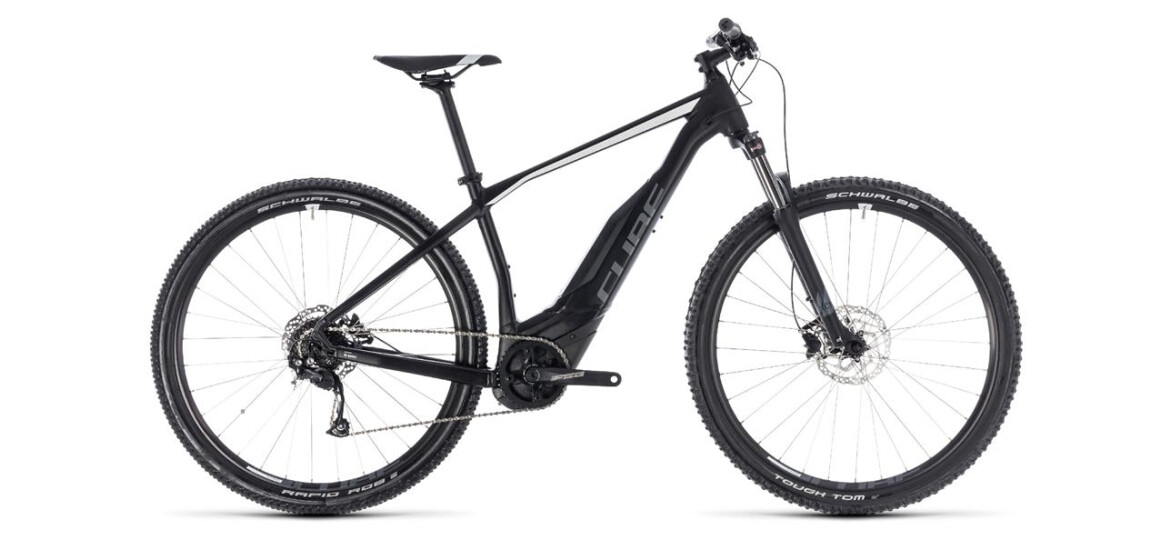 Cube Acid Hybrid ONE Allroad 500 Trapez 29 black´n´white 2018