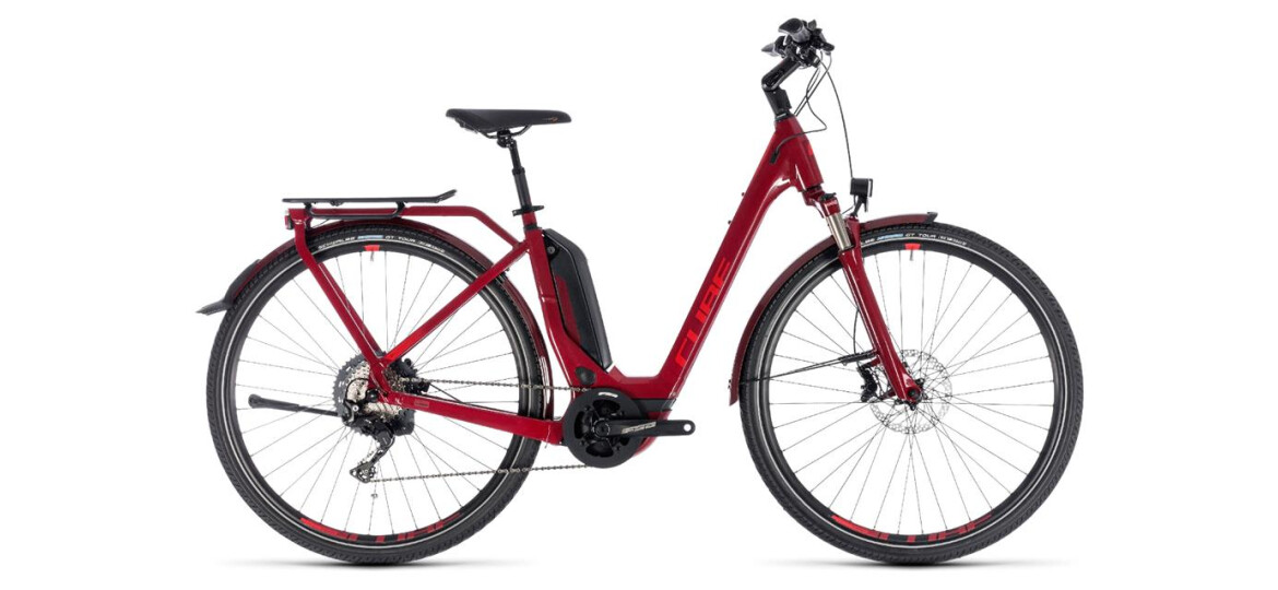 Cube Touring Hybrid EXC 500 *2018*