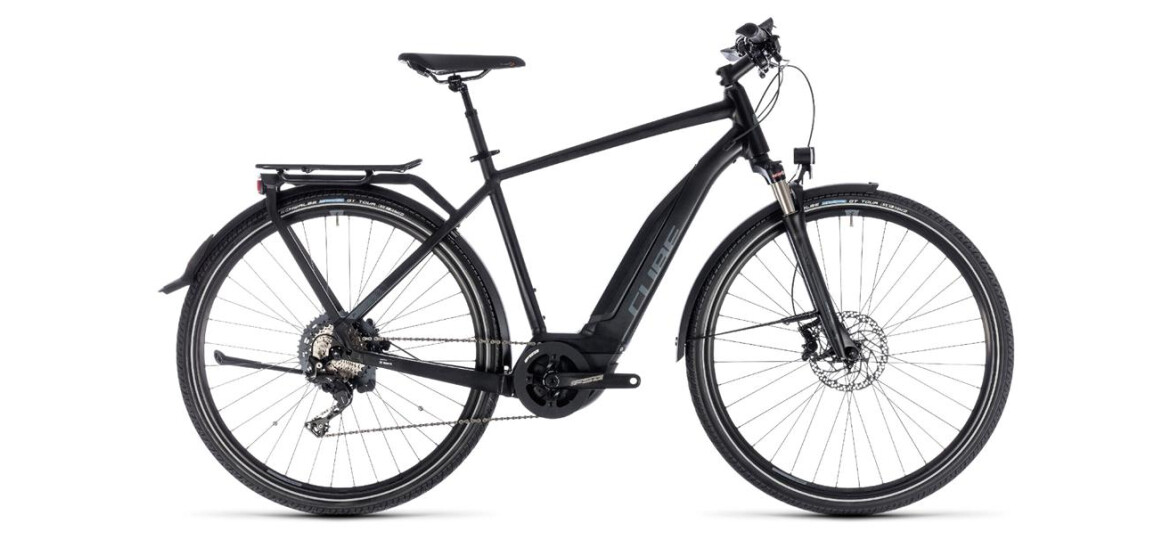 Cube Touring Hybrid EXC 500 Gents