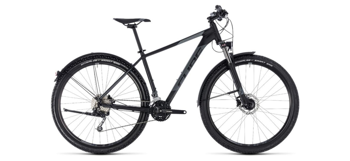 Cube Aim SL Allroad 27.5 Black