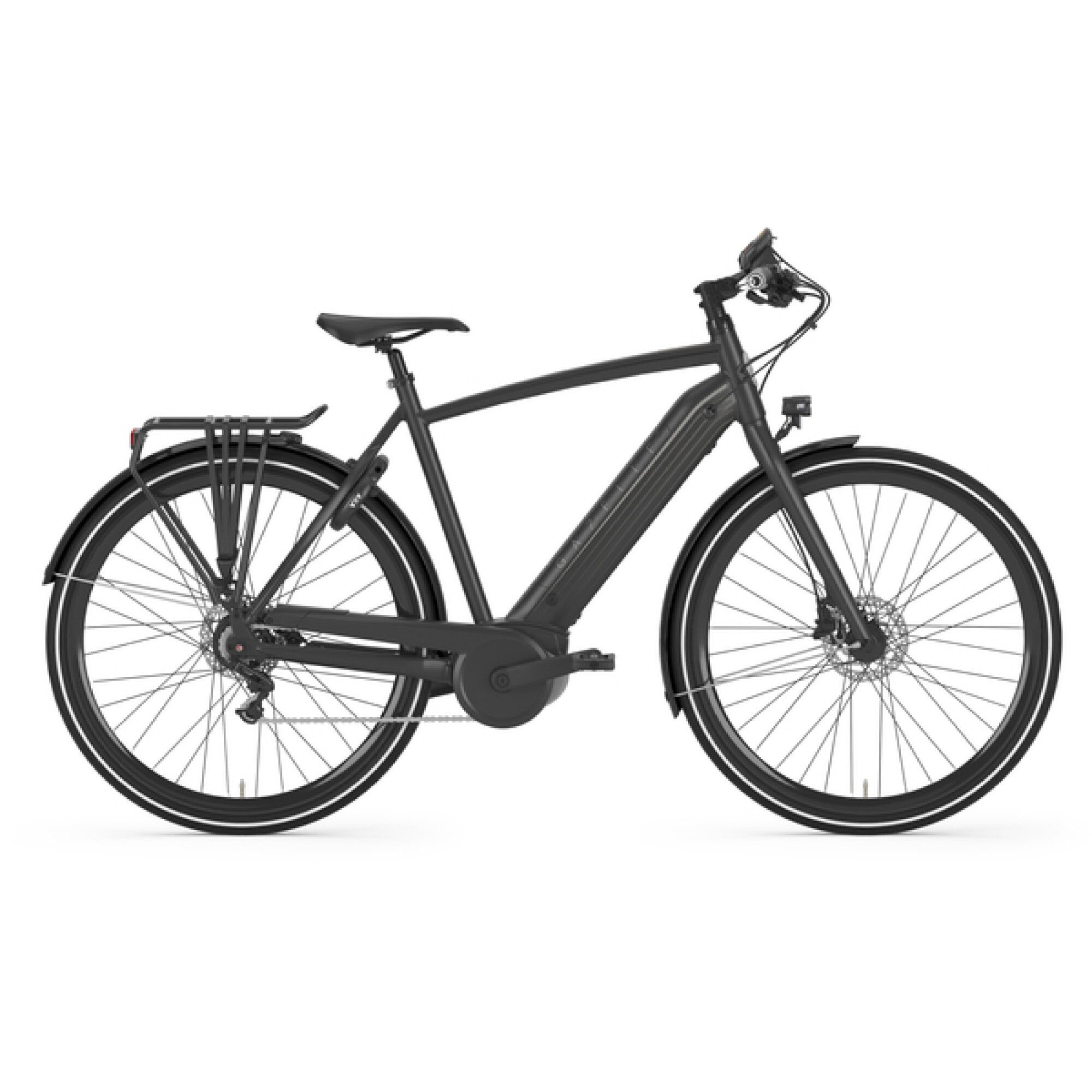 e bike gazelle cityzen c8 hmb 2018 bei alle. Black Bedroom Furniture Sets. Home Design Ideas