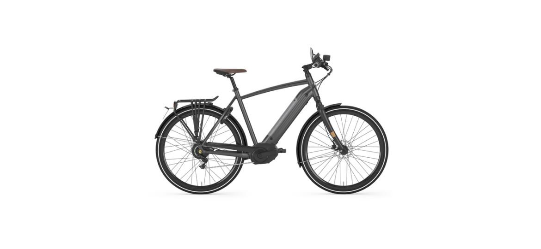 Gazelle CityZen S10 E-Bike mit Bosch-Antrieb günstig kaufen.