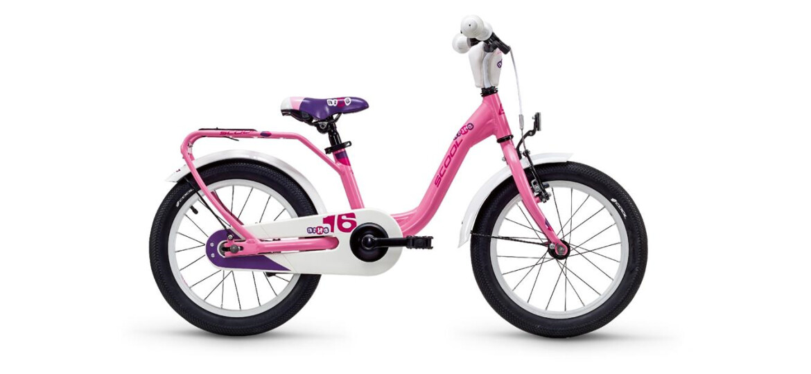 S´cool niXe alloy 16 pink 2018