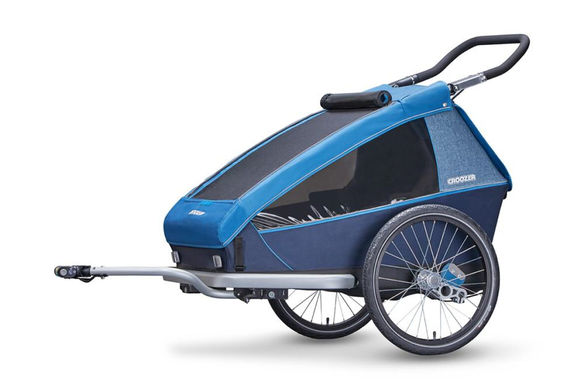 Croozer Kid for Two Plus