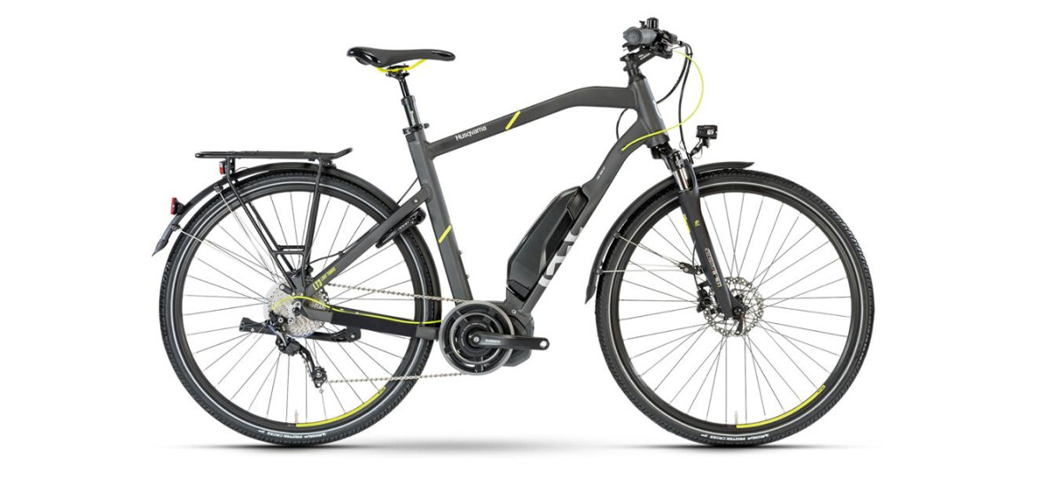 Husqvarna Bicycles Light Tourer LT 3