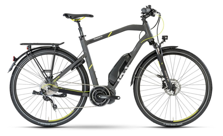 Husqvarna Bicycles Light Tourer LT3, Shimano Mittelmotor, Akku 500 Wh, 10-Gang SLX Shimano Kettenschaltung, Herren.