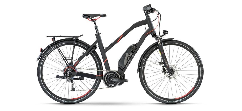 Husqvarna Bicycles Light Tourer LT2 Damen Trapez 2018