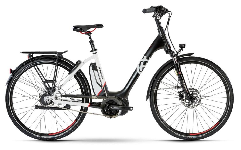 husqvarna gran city gc6 damen e bike mit shimano mittelmotor. Black Bedroom Furniture Sets. Home Design Ideas