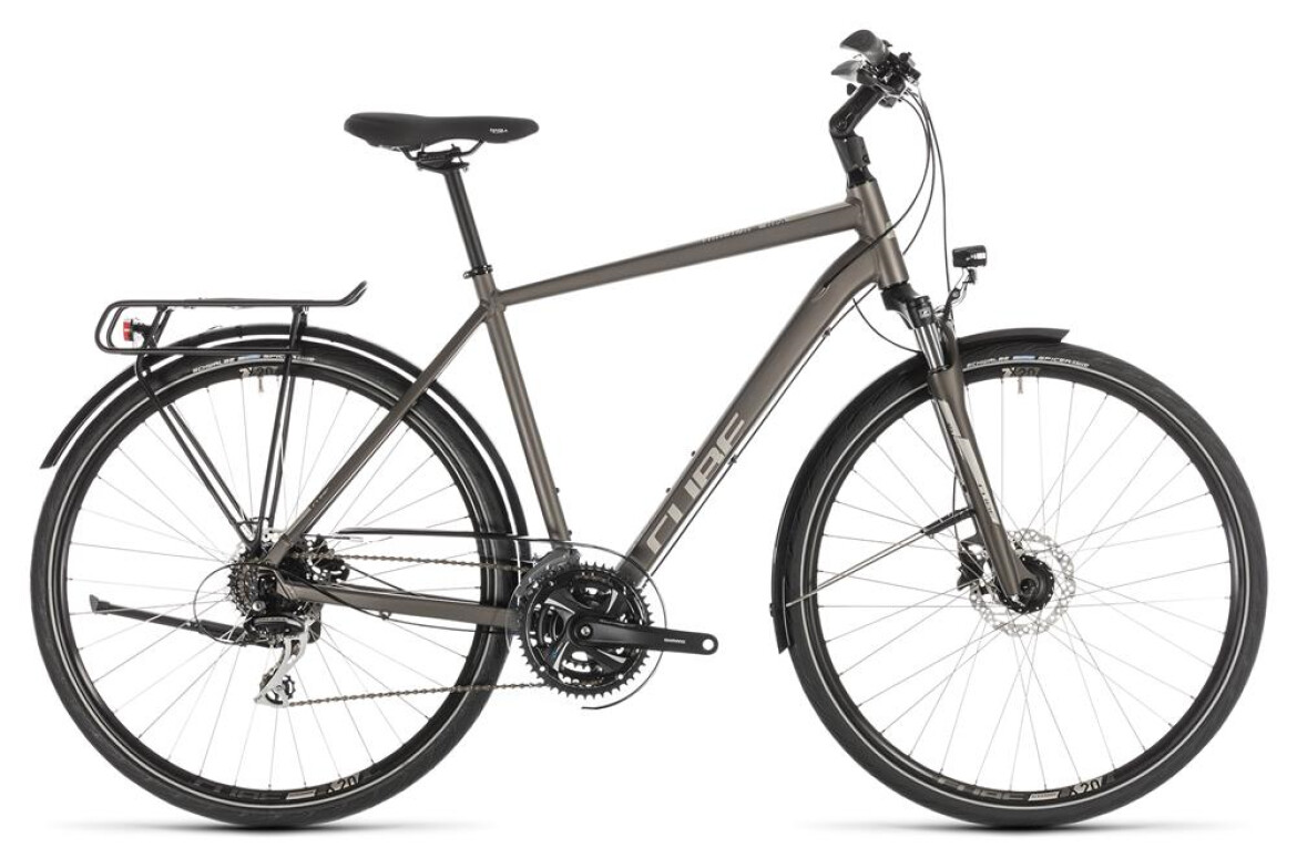 Cube Touring Pro brown´n´silver 2019