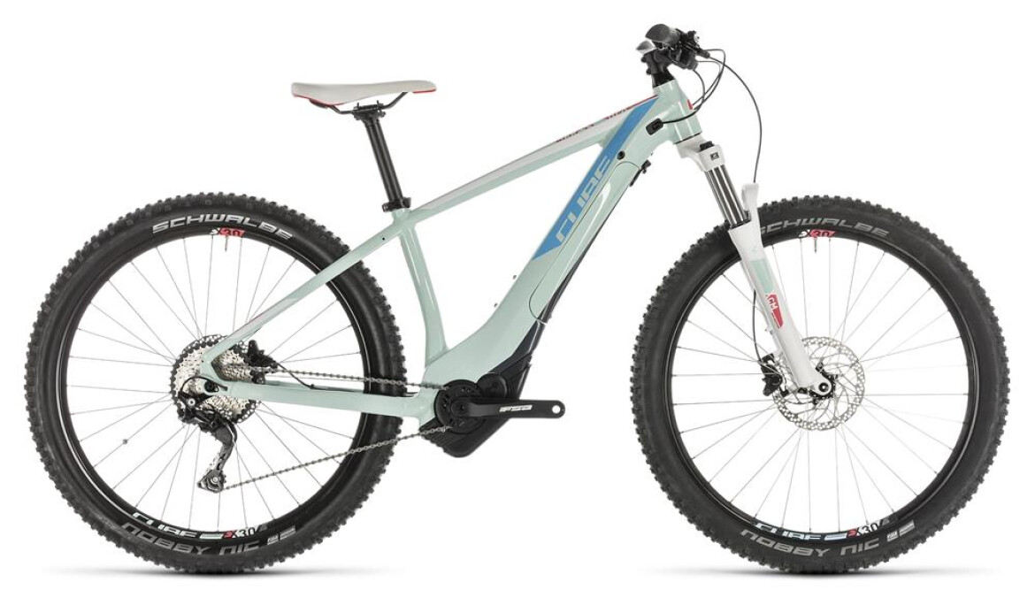 Cube Access Hybrid EXC 500 29 blue´n´coral 2019