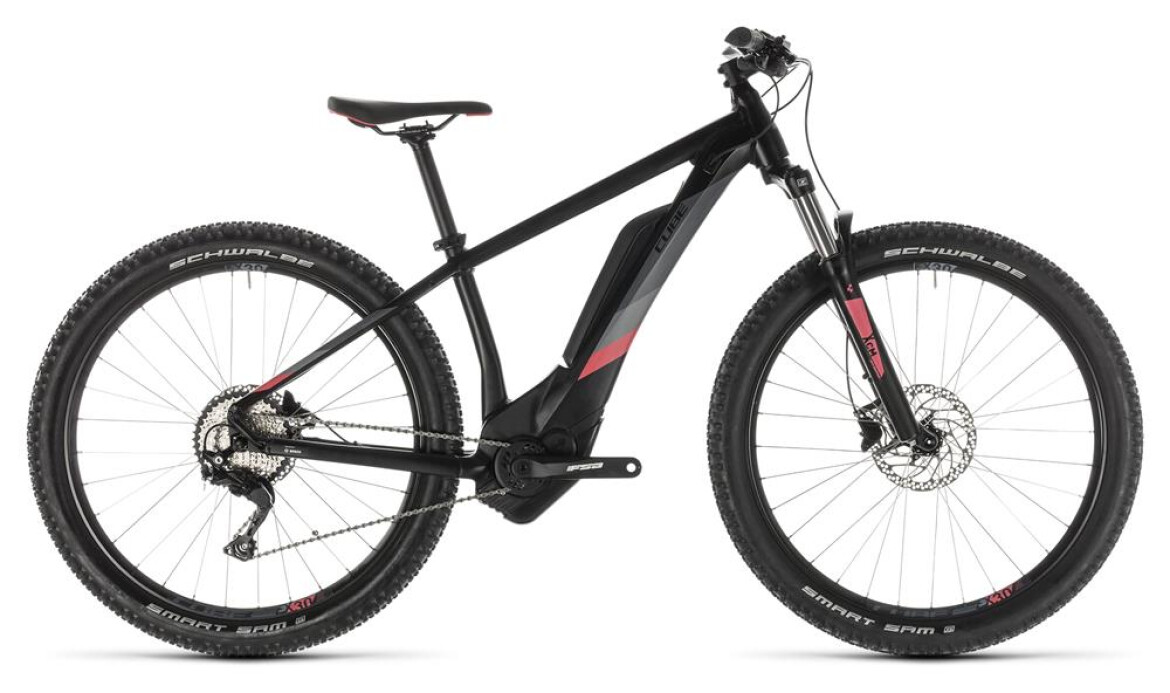 Cube Cube Access Hybrid Pro 29 black´n´coral 2019