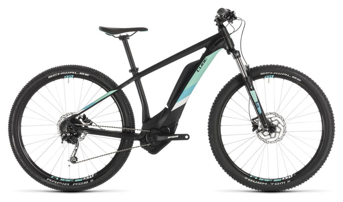 Cube Access Hybrid ONE 500 29 black´n´mint 2019
