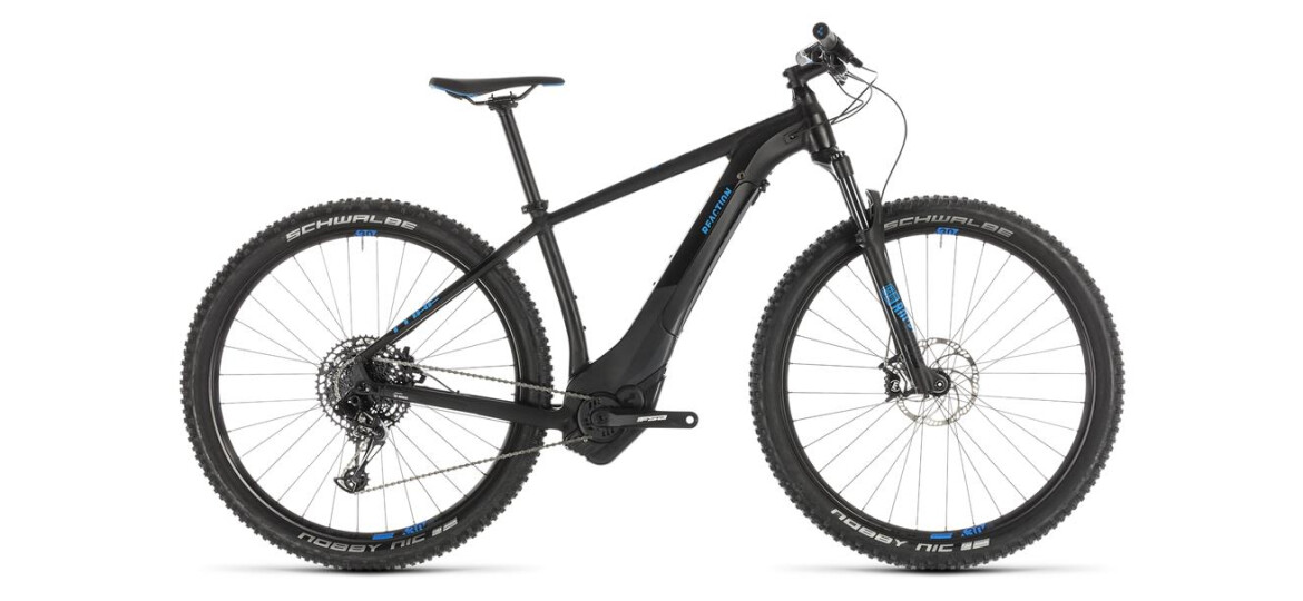 Cube Reaction Hybrid EAGLE 500 29 black´n´blue 2019
