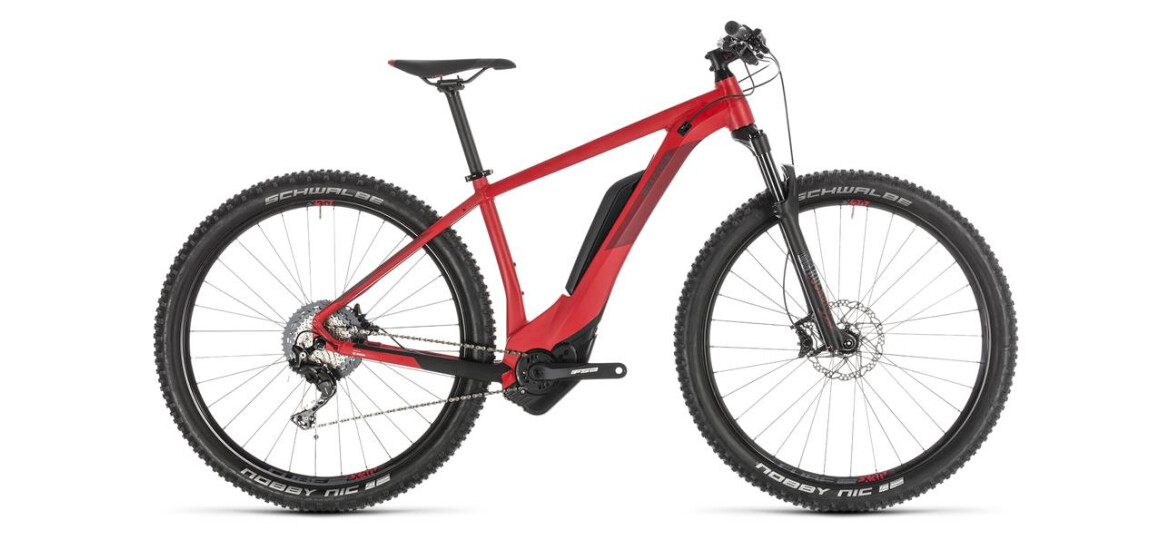 Cube Reaction Hybrid Race 500 29 red´n´red 2019