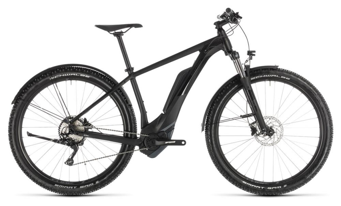 Cube Cube Reaction Hybrid Pro 500 Allroad black edition 2019