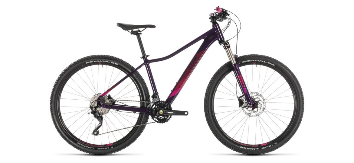 Cube Access WS Race 29 aubergine´n´berry 2019