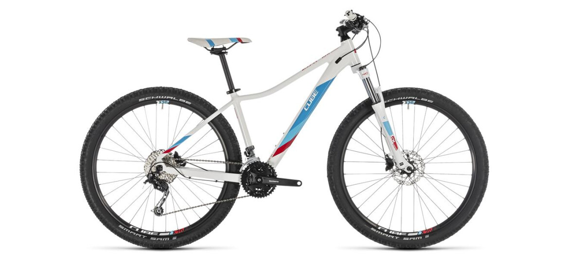 Cube Access WS Pro 29 white´n´blue 2019