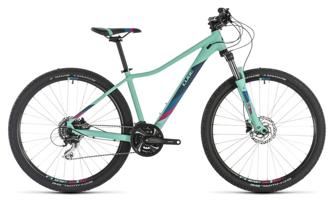 Cube Access WS Exc 27,5 mint´n´berry 2019