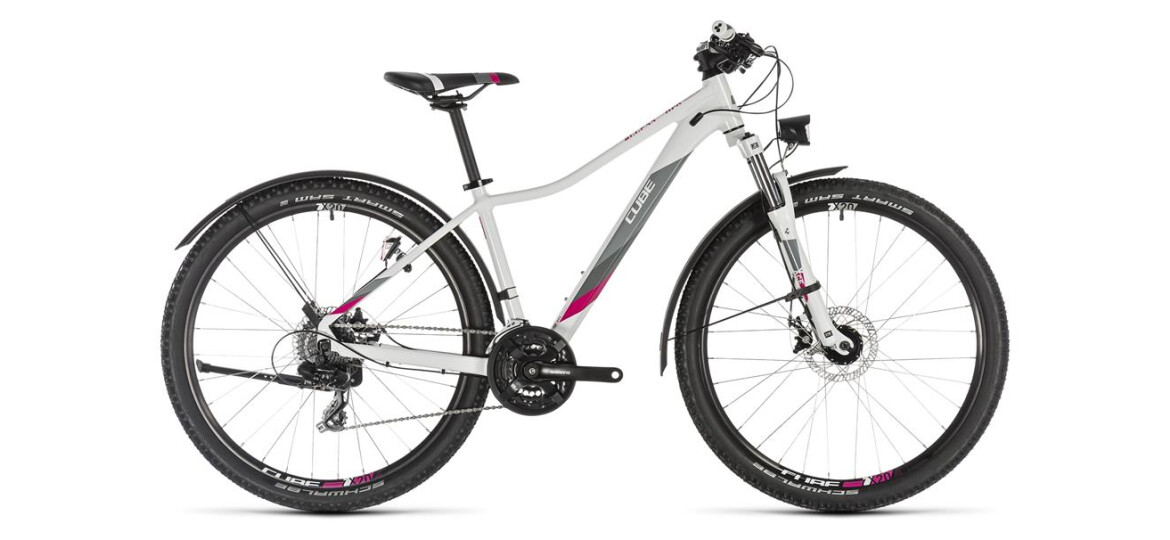 Cube Access WS Allroad 29 white´n´berry 2019