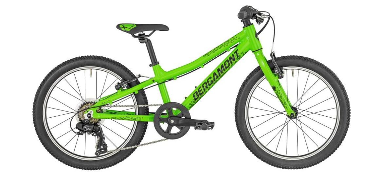 Bergamont Bergamonster Boy 2019 green/black