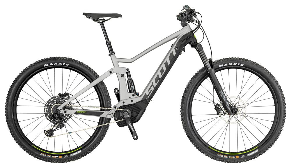 Scott Strike E-Ride 930