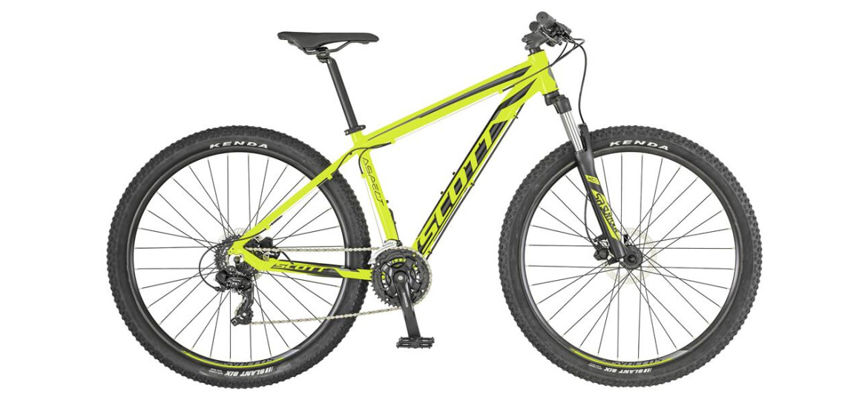 Scott Aspect 960 yellow and grey 2019