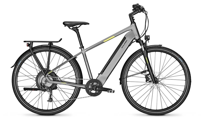 Raleigh Stanton 9, Herren-E-Bike mit Neodrive-Heckmotor, 9-Gang-Kettenschaltung, starker Akku 13.8 Ah