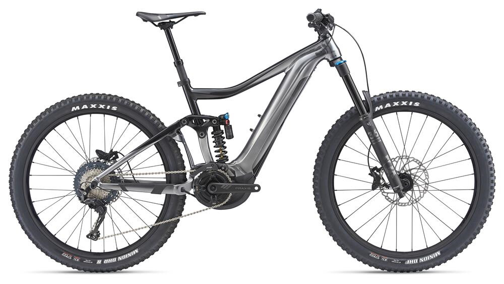 GIANT Giant Trance SX E+ 1 Pro Medium Black/Charcoal