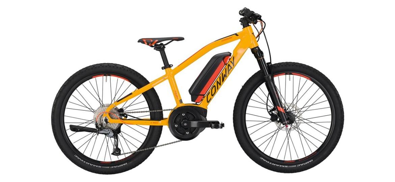Conway EMS 240 Kinder E-Bike 24 Zoll