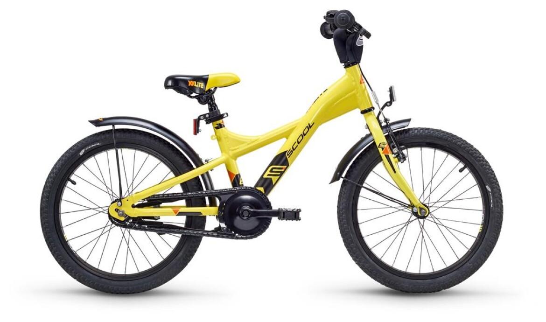 S´cool XXlite alloy 18 yellow / black