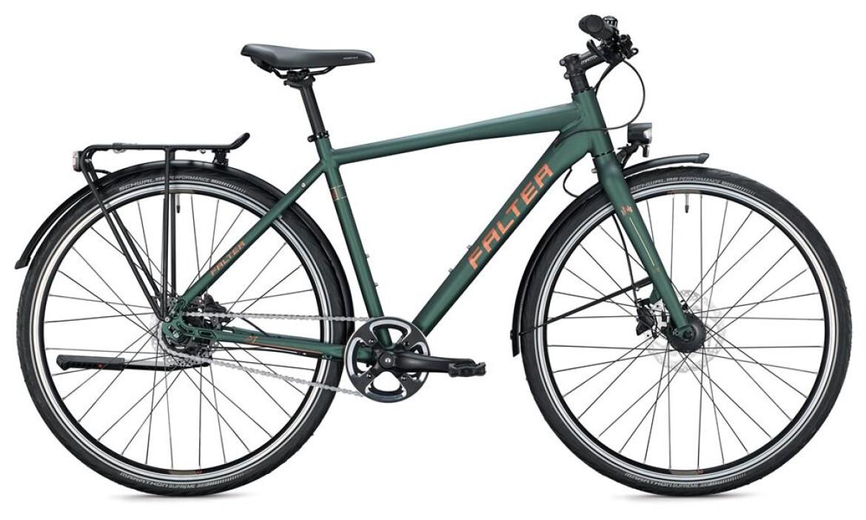 FALTER U 6.0 Herren dark green