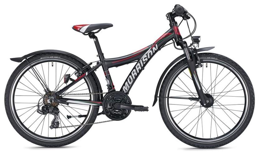 MORRISON Mescalero S24 Y-Typ schwarz-rot 2020