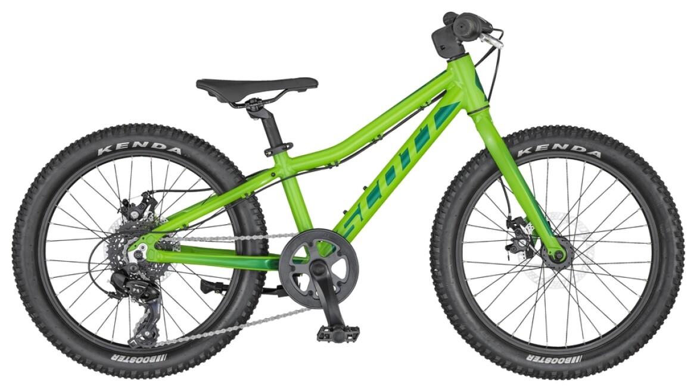 Scott Scale 20 rio green and dark green 2020