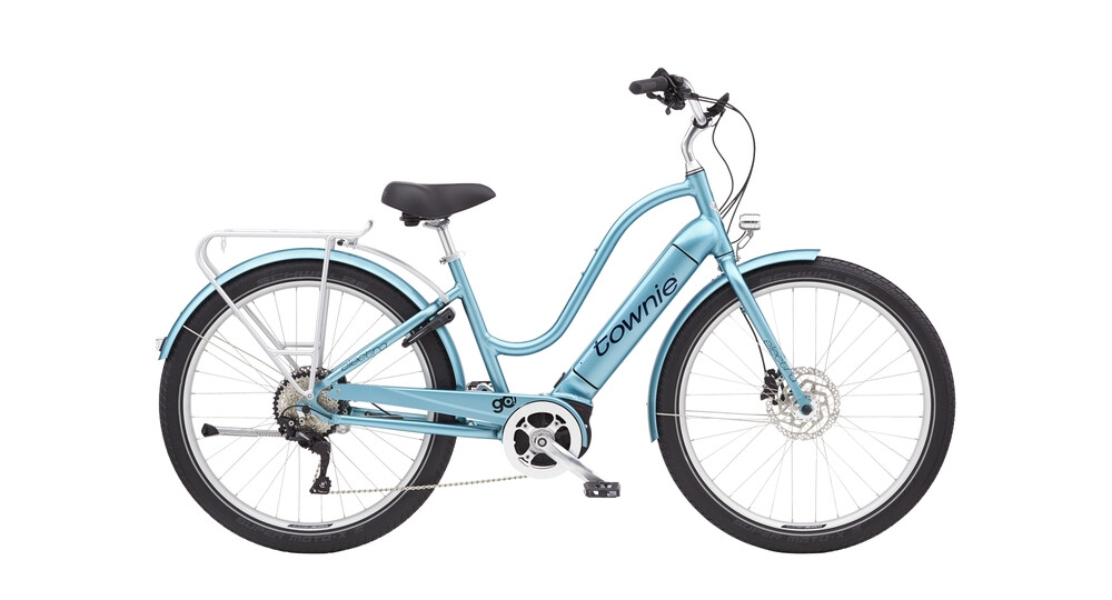 Electra Bicycle Townie Path GO! 10 D EQ